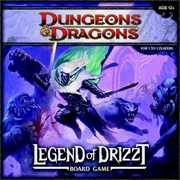 The Legend of Drizzt Board Game (Dungeons & Dragons, D&D)
