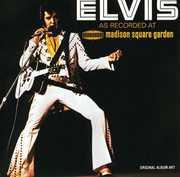 Elvis As Recorded Live at Madison Square Garden , Elvis Presley