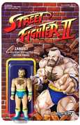 Super7 - ReAction - Street Fighter II Championship Edition ReAction Figures - Zangief