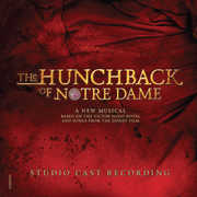 The Hunchback Of Notre Dame (studio Cast Recording) , Hunchback of Notre Dame (Studio Cast Recording)