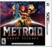 Metroid: Samus Returns for Nintendo 3DS