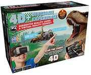 Utopia ETVRARDINO Augmented Reality Flashcards and VR Headset Dinosaue