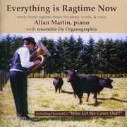 Everything Is Ragtime Now