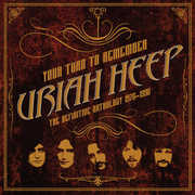 Your Turn To Remember: The Definitive Anthology , Uriah Heep