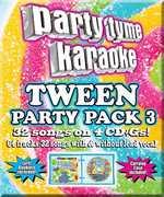 Party Tyme Karaoke: Tween Party Pack 3