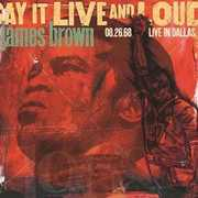 Say It Live And Loud: Live In Dallas 8.26.68 , James Brown
