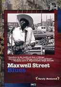 Maxwell Street Blues , Blind Arvella Gray