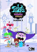 Foster's Home for Imaginary Friends: Third Season , John Jarratt