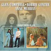Bobbie Gentry & Glen Campbell /  Anne Murray & Glen [Import] , Bobbie Gentry