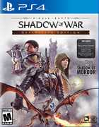 Middle Earth: Shadow of War - Definitive Edition for PlayStation 4