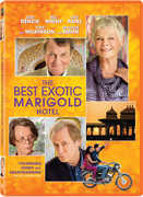 The Best Exotic Marigold Hotel , Judi Dench