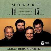 Mozart: String Quartets 14 & 15 [Import]