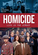 Homicide: Life on the Street: The Complete Series , Andre Braugher