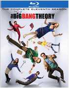 The Big Bang Theory: The Complete Eleventh Season , Johnny Galecki