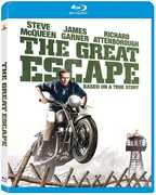 The Great Escape , Steve McQueen
