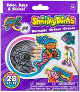 Shrinky Dinks Mermaids Activity Set