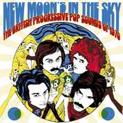 New Moon's In The Sky: British Progressive Pop Sounds Of 1970 / Various [Import]