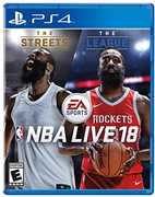 NBA Live 18: The One Edition for PlayStation 4