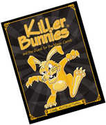 Killer Bunnies Quest for the Magic Carrot - Unsigned Rulebook