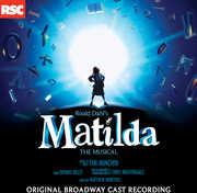 Matilda , Original Broadway Cast