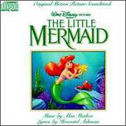 The Little Mermaid (Original Soundtrack) [Import]