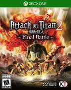 Attack On Titan 2: Final Battle for Xbox One