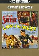 Law of the West (B. Steele) , Bob Steele