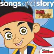 Songs and Story: Jake and The Never Land Pirates , Various Artists