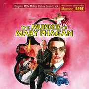 The Murder of Mary Phagan (Original Soundtrack) [Import] , Maurice Jarre