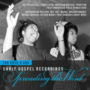 Spreading The Word: Early Gospel Recordings , Various Artists