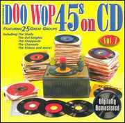 Doo Wop 45's on CD 7 /  Various