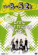 Live Germany 1983 , The B-52s