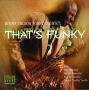 That's Funky , Benny Golson