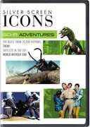 Silver Screen Icons: Sci-Fi Adventures , James Whitmore