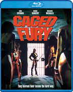 Caged Fury , Richard Barathy