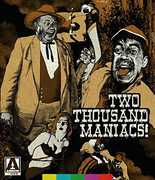 Two Thousand Maniacs! , Connie Mason