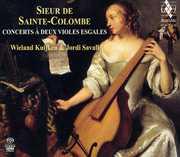 Concerts a Deux Violes Esgales , Wieland Kuijken