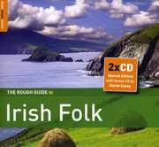 The Rough Guide To Irish Folk: Second Edition [Digipak] [Bonus CD] , Various Artists