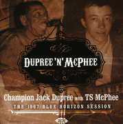 Dupree N McPhee The 1967 Blue Horizon Session [Import]
