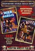 Wars of the Robots /  It's Alive , Malisa Longo