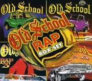 Old School Rap, Vol. 1-4 , Various Artists