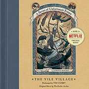 The Vile Village Unabridged CD (Series of Unfortunate Events)