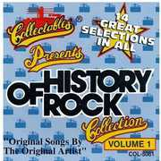 History of Rock 1 /  Various