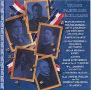 Those Fabulous Americans /  Various