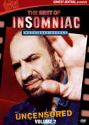 The Best of Insomniac With Dave Attell: Uncensored: Volume 2 [Explicit Content] , Dave Attell