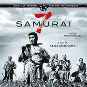 Seven Samurai (Original Soundtrack) [Import] , Fumio Hayasaka