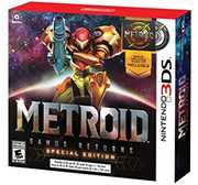 Metroid: Samus Returns - Special Edition for Nintendo 3DS