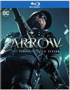 Arrow: The Complete Fifth Season (DC) , Stephen Amell