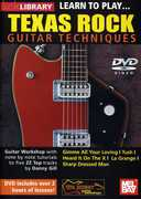 Guitar Techniques: Learn to Play Texas Rock , Danny Gill