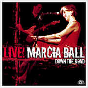 Marcia Ball Live: Down the Road